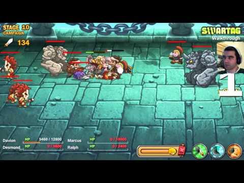 Darmowe Gry Online - Mighty Knight - WALECZNY RYCERZ