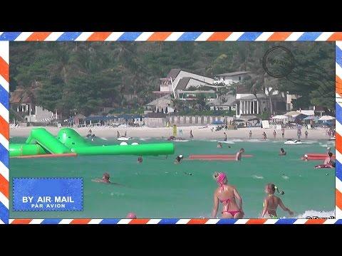 Chaweng Beach - Best beaches in Koh Samui, Thailand - Morning walk on Chaweng beach