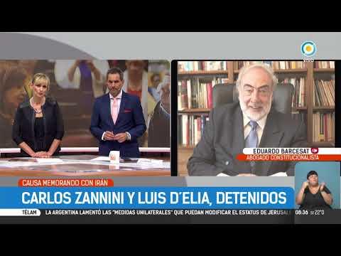 Procesan y piden el desafuero de Cristina Fernández de Kirchner: Eduardo Barcesat | #TPANoticias