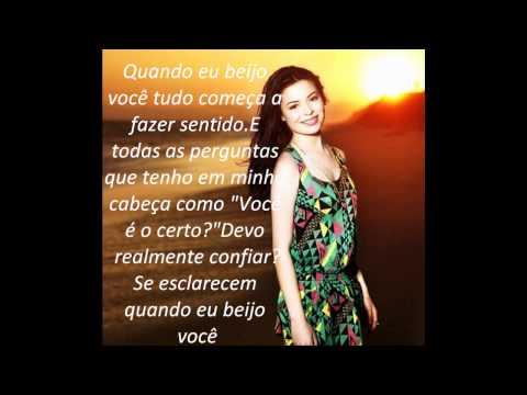 Miranda Cosgrove - Kissin U -tradução video