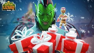 HOW THE GRINCH STOLE CHRISTMAS!!! - Fortnite Short Film