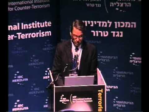 Mr. Jonathan Paris - Londonistan, Homegrown Terrorism and Counter-Radicalization Strategies