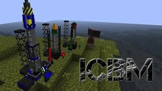 {Minecraft Voltz} ICBM .1 #Folge 7 Deutsch/German