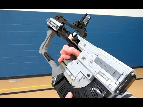 LEGO Ripper - Call of Duty Ghosts