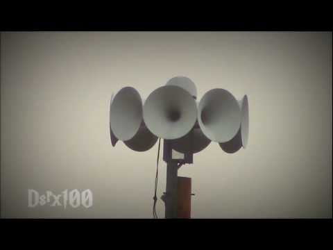 This is a monthly test of the City of Loogootee's two Emergency Weather Sirens. Tests in Loogootee are usually conducted on the 1ST day of the month at 12 Noon EST (11:00 CST). The test seemed...