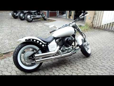 yamaha xvs 650 dragstar classic videos. Black Bedroom Furniture Sets. Home Design Ideas