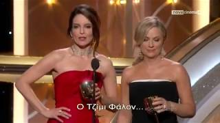 The Best of Tina Fey and Amy Poehler at 2014 Golden Globes