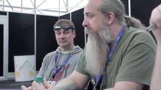 NYCC 2014 - Comic Book Men Interview (Walt Flanagan & Bryan Johnson)