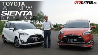 Toyota Sienta 2016 Review Indonesia | OtoDriver