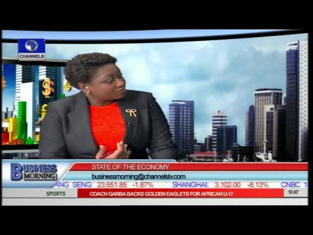 Business Morning On Nigeria's Listing on JP Morgan Govt Bond Index For Emerging Markets PT2
