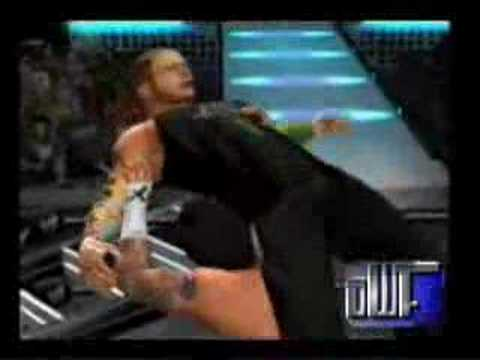 DWF Jeff Hardy VS CM Punk (Hardcore Match)