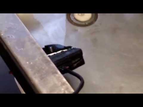 Cobra AK4615 Wireless Siren Test
