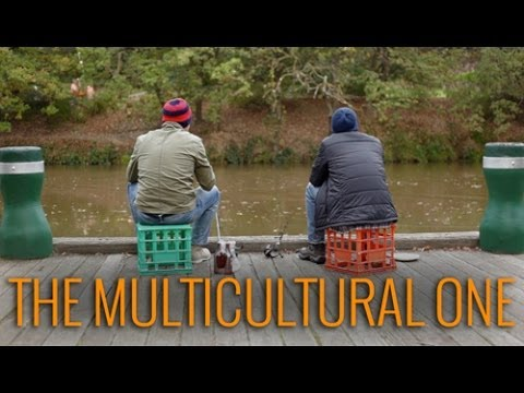 The Peloton - The Multicultural One