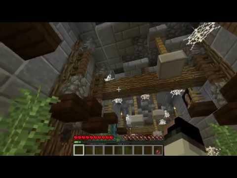 Minecraft:Прохождение карты | №9 | ГЕНЕТИЧЕСКИЙ КОД