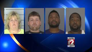 Former Horsehoe Casino employees accused of cheating