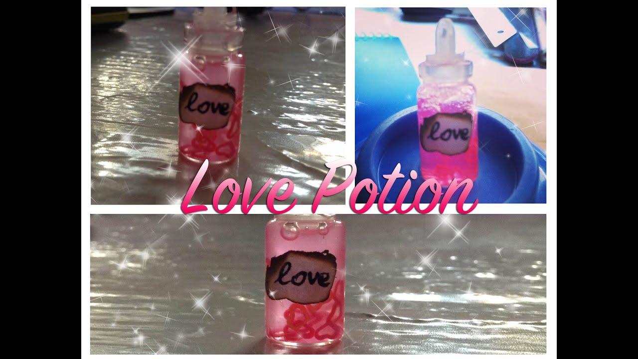 Diy Tutorial ❥ Love Potion