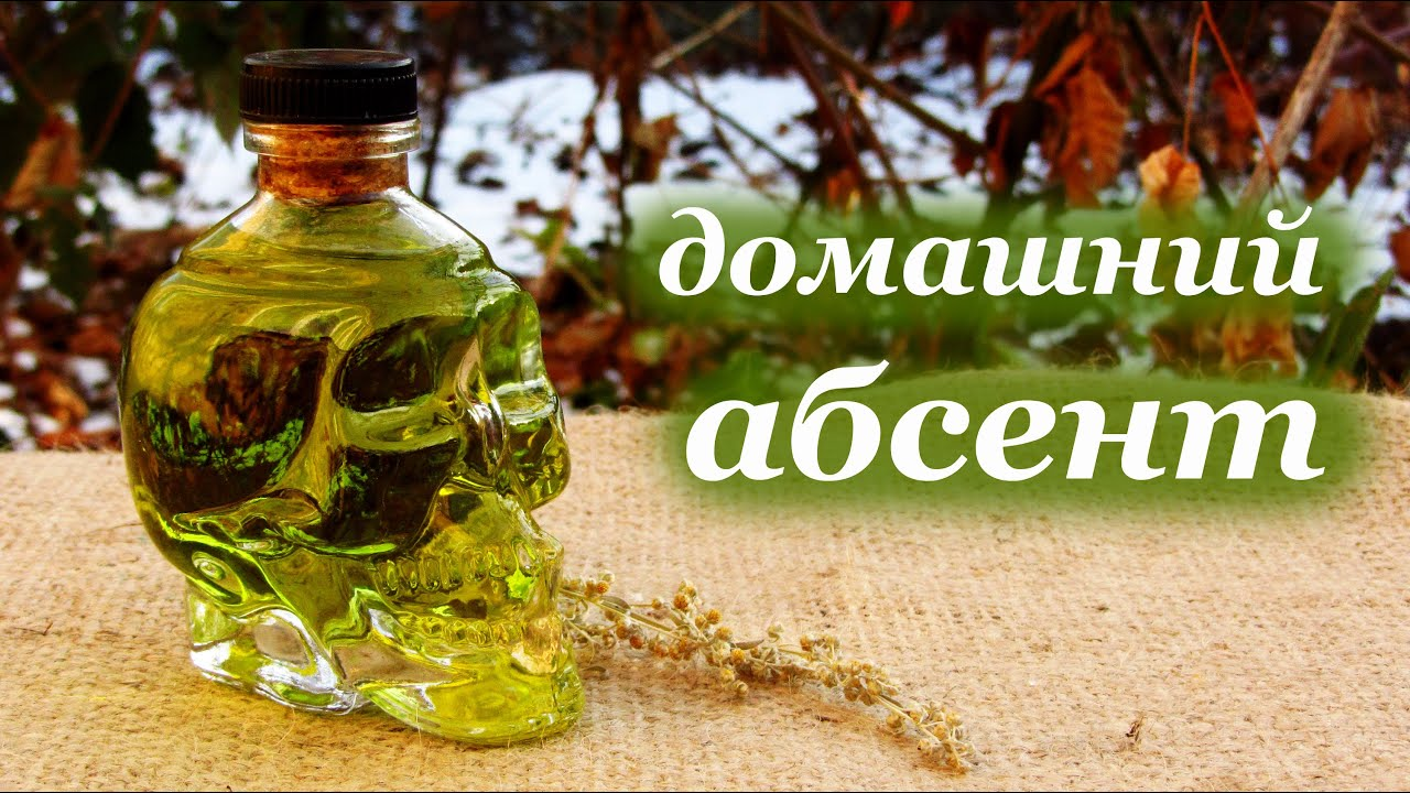 Абсент из самогона: рецепт