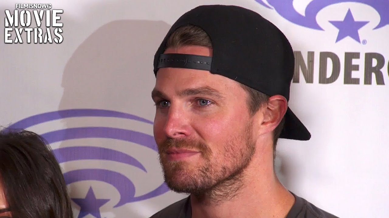 Teenage Mutant Ninja Turtles: Out of the Shadows | Stephen Amell WonderCon Interview