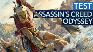 Assassin's Creed: Odyssey im Test / Review - Riesige Open World, riesiger Spaß?