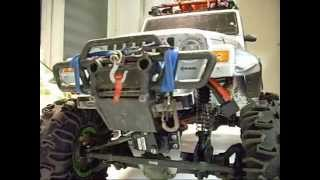 rc jeep rubicon crawler setup