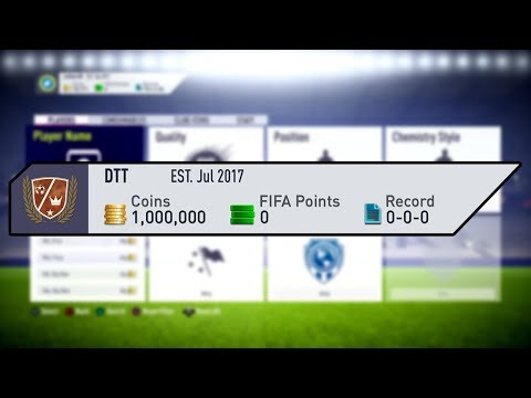 HOW TO MAKE UNLIMITED FREE COINS ON FIFA 18!!