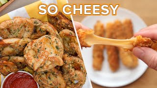 7 Cheesy Recipes That Will Take You To Cheese Heaven • Tasty