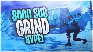 Thank You for 8,000 Subscribers!