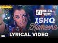 Ishq Kameena Lyrical- Shakti: The Power | Shah Rukh Khan & Aishwarya Rai | Alka Yagnik, Sonu Nigam