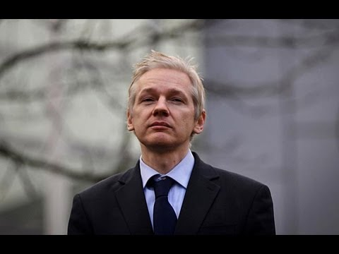 Julian Assange Seeking Asylum in Ecuador Embassy