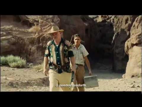 The Master Trailer Oficial Subtitulado (2013)