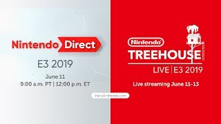 Nintendo at E3 2019 Day 1