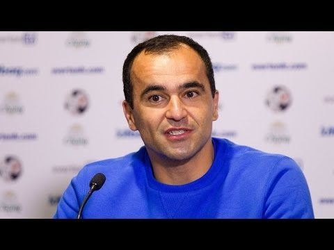 Roberto Martinez West Ham Press Conference