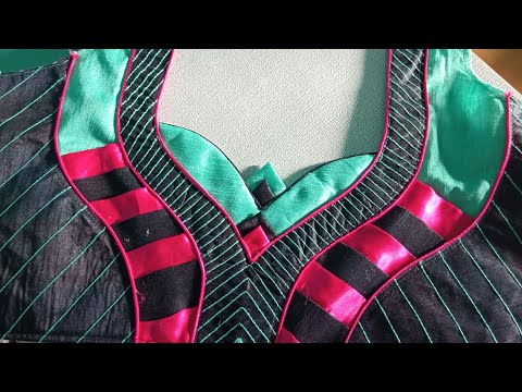Beautiful blouse designing by PNR || Women's fashion blouse