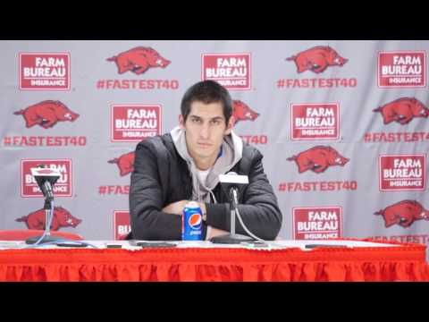 MBB Arkansas Post Game Presser