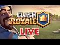 BESOK SENIN !!! #MAGER - Clash Royale [Indonesia] - LIVE