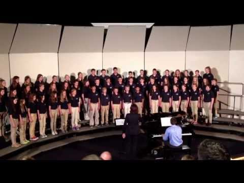Wade in the Water by Palmetto Christian Academy Choir 2014
