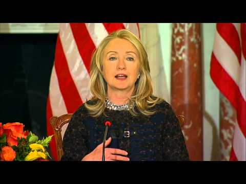 Secretary Clinton Delivers Remarks on USAID's Higher Education Solutions Network