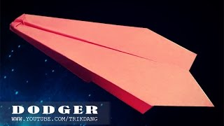 how to make a paper airplane that flies 200 feet