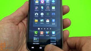 Samsung Galaxy S II (T-Mobile) tour - part 1 of 2