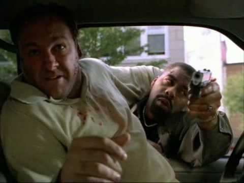 A little video of the attempted assasination of Tony in the first season of Sopranos. This music went together so well for this video! I couldn't believe how funny and twisted it is!! Hope...