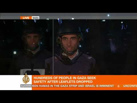 Al Jazeera's Nadeem Baba reports from Gaza City