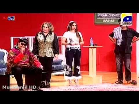Umar Sharif Best Comedy Eid 2012 video