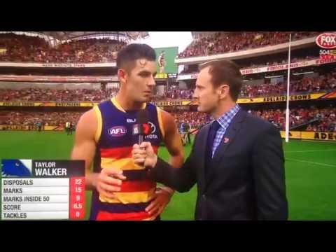 Last 41 seconds Adelaide Crows vs North Melbourne round 1 2015