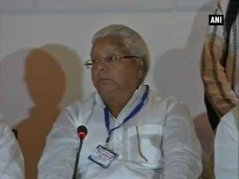 Janata Parivar merger has entered 'final stage', says Lalu
