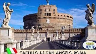 Una mirada al  Castillo de San Angelo en Roma-Italia-