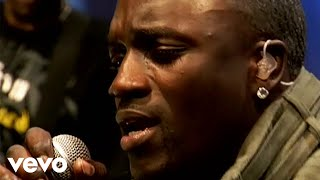 Клип Akon - Never Took The Time (live)