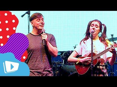 "Download dodie and Thomas Sanders Reunite At VidCon to Perform ""Dear Happy"" Mp4 baru"