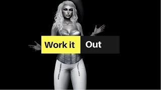 Lets Work it out by André Aguado // Second Life