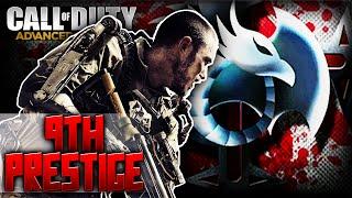 CoD AW: 9TH PRESTiGE - Stats, Classes & Unlocks! (Call of Duty Advanced Warfare Multiplayer)