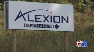 Alexion closing RI manufacturing facility